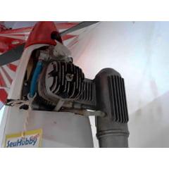 USADO - AEROMODELO GURI - MOTOR GLOW .46