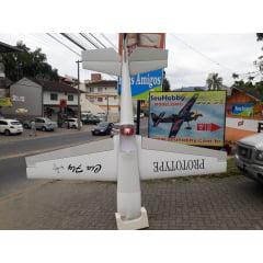USADO - AEROMODELO KIT ARF EXTRA 260 42% DALTON - CIAFLY