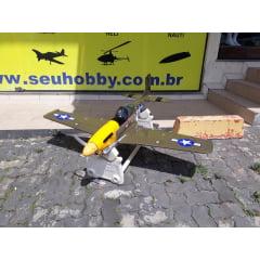 USADO - AEROMODELO P-51 PHOENIX MODEL - GLOW