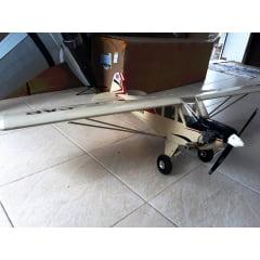 USADO - AEROMODELO PAULISTINHA P-56 - COMPLETO