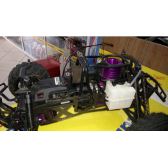 USADO - AUTOMODELO HPI SAVAGE 4.6 - COMPLETA RTR