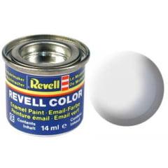 Tinta Revell para plastimodelismo - Esmalte sintético - Cinza Claro - 14ml