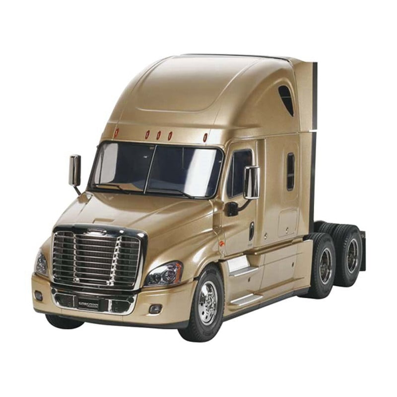 TRUCK - Tamiya 1/14 Cascadia Evo Tractor Truck Freightliner