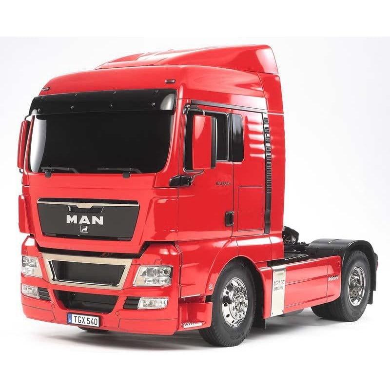 TRUCK - Tamiya 1/14 MAN TGX 18.540 4x2 XLX Kit 56329