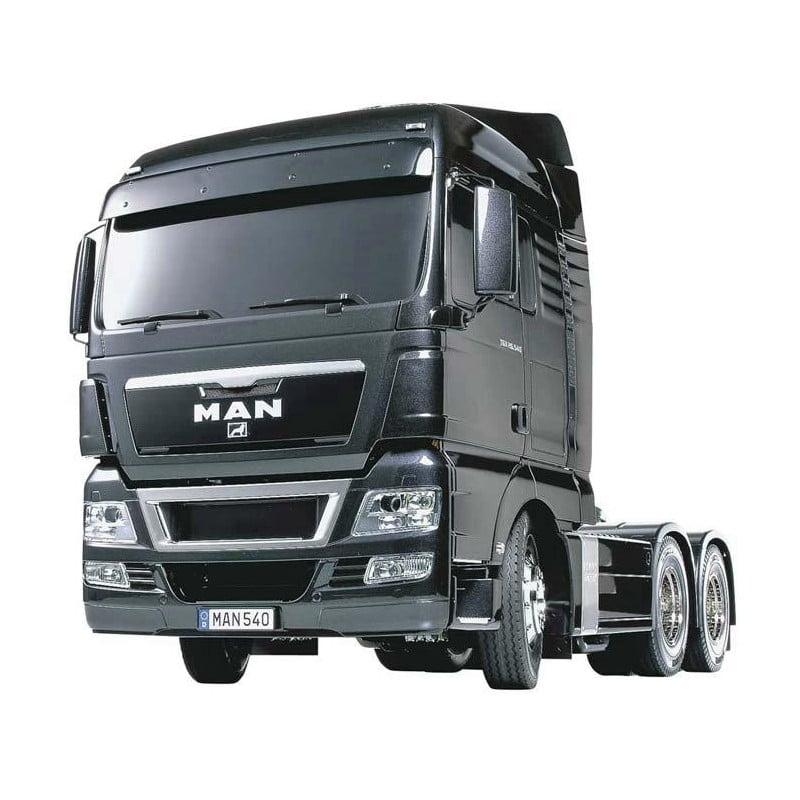 TRUCK - Tamiya 1/14 MAN TGX 26.540 6x4 XLX Semi Kit 56325