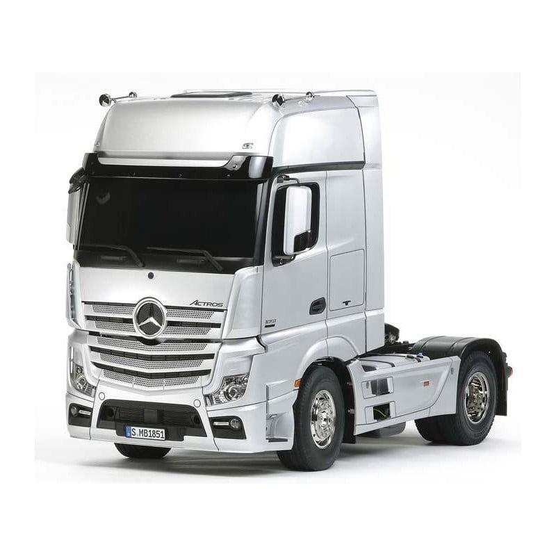 TRUCK - Tamiya 1/14 Mercedes-Benz Actros 1851 Kit 56335