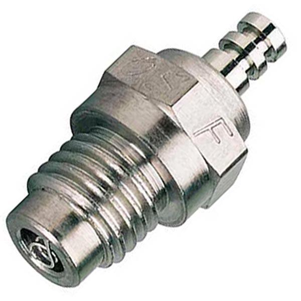 O.S - Vela Ignição Glow Plug O.S tipo F (Four Stroke) - 4 Tempos