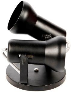 Kit Luminaria Spot Duplo Para Teto c/ 5 unidades
