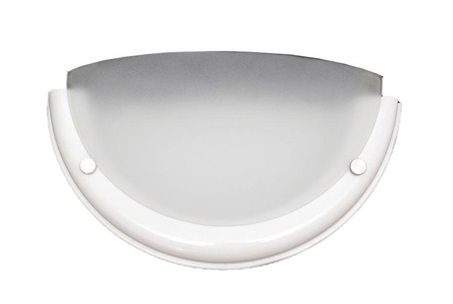 Arandela Meio Saturno Branca ou Preta