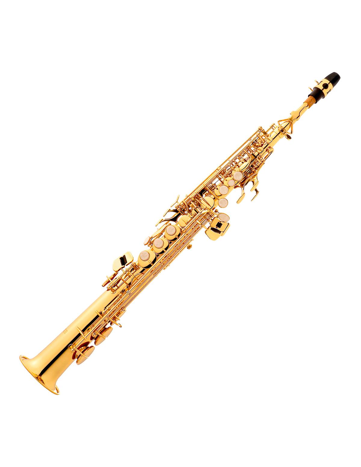 Saxofone Soprano Eagle SP502