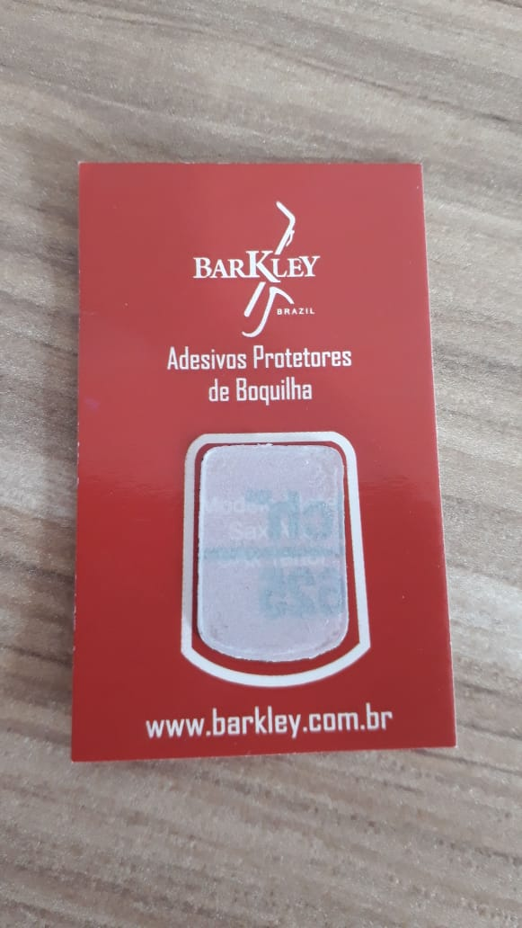 Adesivo Protetor Barkley Silicone Metal (P/ Alto, Tenor)
