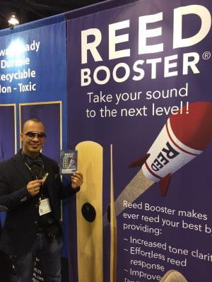 Reedbooster Sax Soprano