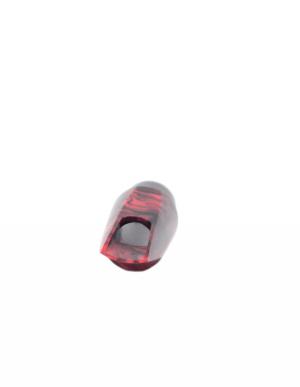 Boquilha Barkley Sax Alto POP Color vermelho/preto