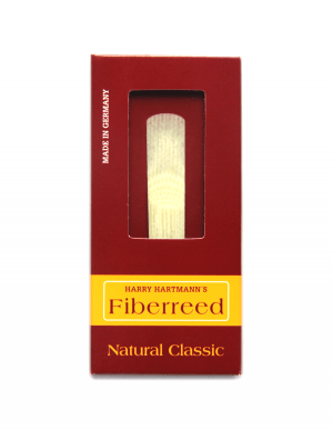Palheta Fiberreed Natural Classic Clarinete