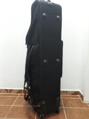 Case Luxo Para Sax Barítono