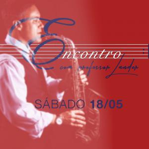 Convite - Encontro com Professor Lander Sábado 18/05
