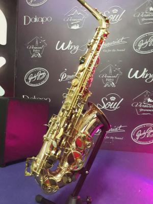 Saxofone alto Dakapo Seminovo