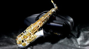 Saxofone Alto Wing Pro