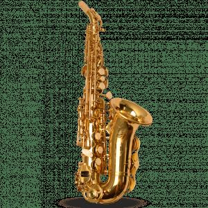 Saxofone Soprano Curvo Wing