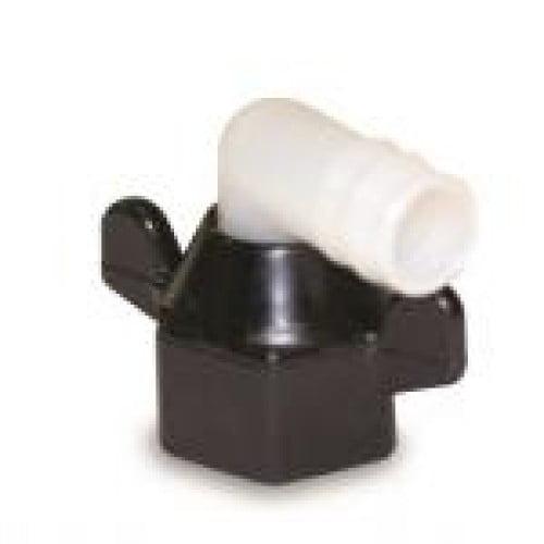 Conector Giratório 90° 1/2 x 1/2 - SHURFLO