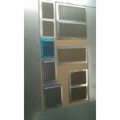 Grelha de Ventilação em Aluminio