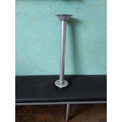 Suporte para Mesa e Dinete de Encaixe em Aluminio - importado