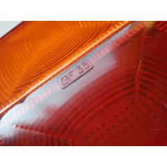 Lente Lanterna Traseira para Trailer KG - GF-35 - Karmann Caravan