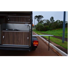 Mini-Trailer, estilo Tear-Drop, MTC ONE - JEC Trailers