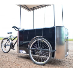 Food Bike - Food Truck - JEC Trailers