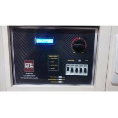 Transformador Seletor de Tensão 110v x 220v Automático com Carregador de Baterias Inteligente e Inversor Integrado 3500 Watt