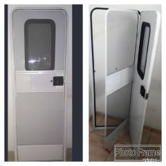 Porta para Veículos, Trailers e Motor-Casa