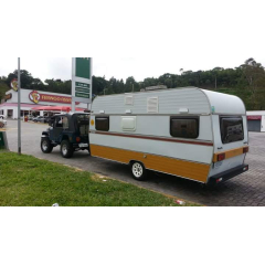 Trailer Karmann Ghia - KC-450