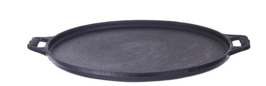 forma pizza ferro fundido 30 cm, assadeira, pizza na pedra, forma de pizza de pedra, fundicao santana
