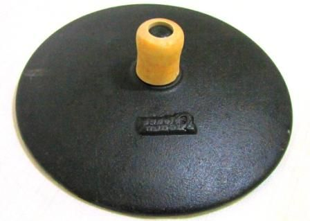 comprar tampa de ferro fundido para panela,17 cm, panela mineira, fumil