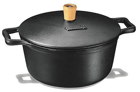 comprar panela de ferro fundido, caçarola, cacarola, 4 litros, panela mineira, fumil, alça ferro