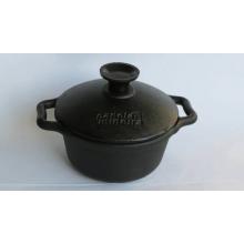 Caçarola de ferro 0,3 litros COM TAMPA