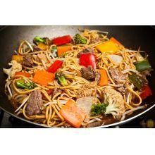 panela wok ferro fundido, panela wok, tacho de ferro, paella de ferro 4 l, tampa de vidro