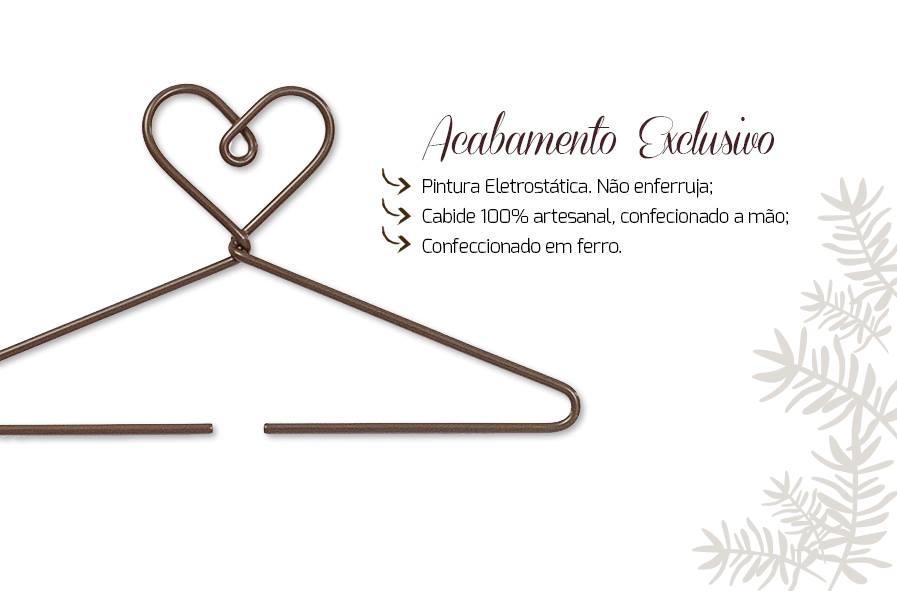 Banner descrição coração simples