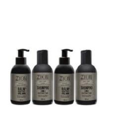 Kit para Barba Shampoo e Balm