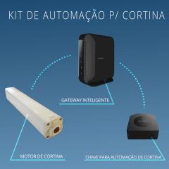 Kit para Automação de Cortinas
