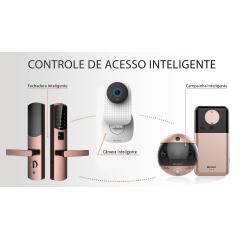 Kit Controle de Acesso Inteligente