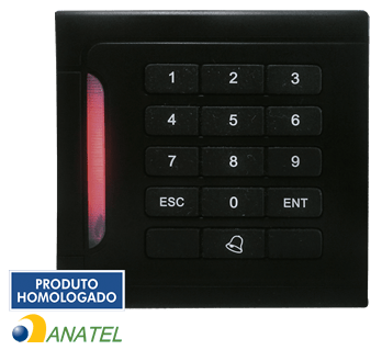 Controle de Acesso Por Proximidade e Senha  - Marca: Linear Modelo 302A
