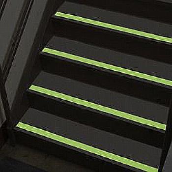 Fita Antiderrapante - Fotoluminescente  - 30 MTS