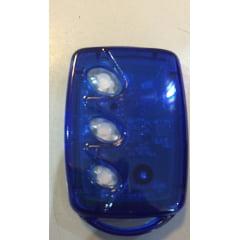 Controle Remoto Linear HCS 3 Botões Azul