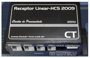 RECEPTOR LINEAR-HCS 2009 - CT