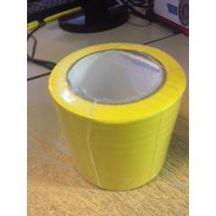 Fita Demarcação Amarela Largura 10 cm