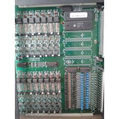 Placa Ramal 16 Pontos Conduvox Cdx 2000 Balanceada RTX