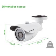 VM 3120 IR Câmera infravermelho