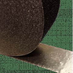Fita Antiderrapante Alumínio (Cor: Preta)