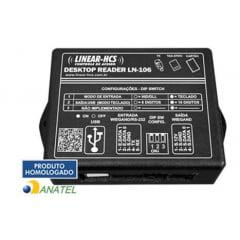 Ln 6 Linear -  Leitor USB de mesa